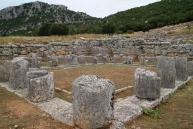 Αρχαίος οικισμός Μολοσσών Βίτσας Zagorochoria