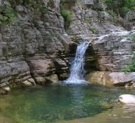 Κολυμπήθρες στο Πάπιγκο