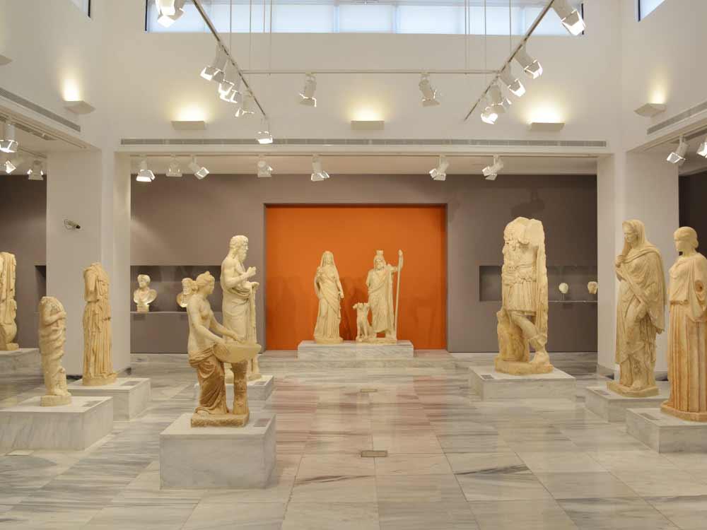 Archaeological Museum Heraklion Crete Sights Heraklion ...
