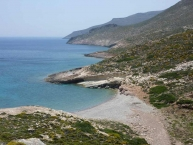 Skinias beach Sitia