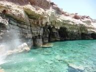 Skinias beach