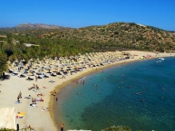 Siteia Petras beach Sitia