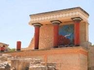 Sights Heraklion Knossos Minoan palace