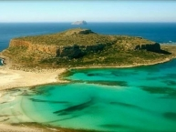 Balos Beach Lagoon Chania