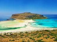 Λιμνοθάλασσα Μπάλου Balos Beach Lagoon