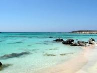 Elafonisi Beach Παραλία Ελαφονήσι