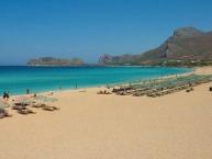 Falassarna Beach Παραλία Φαλάσαρνα