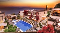 Accommodation Kassandra ChalkidikiOlympion Sunset Fourka