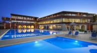 Accommodation Rest Chalkidiki Blue Dolphin Hotel Halkidiki Sithonia Metamorfosi