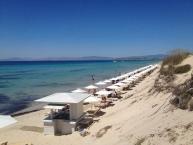 Sani Bousoulas beach Kassandra Chalkidiki