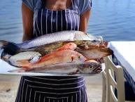 Seafood Restaurant Ta Kymata Neos Marmaras Sithonia Chalkidiki