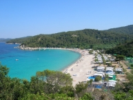 Beach Sithonia Chalkidiki Armenistis Beach