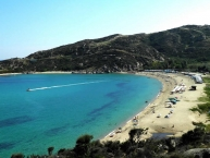 kriaritsi beach Sithonia Chalkidiki