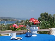 Accommodation Sithonia Chalkidiki Villa-iris Rent Studios and apartments