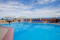 Accommodation Kassandra Chalkidiki Daphne Holiday Club Hotel in Hanioti Kassandra Halkidiki